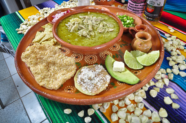 Top 5 Foods to Try On a Holiday to Mexico