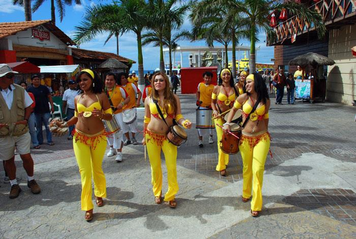 Karneval auf Cozumel
