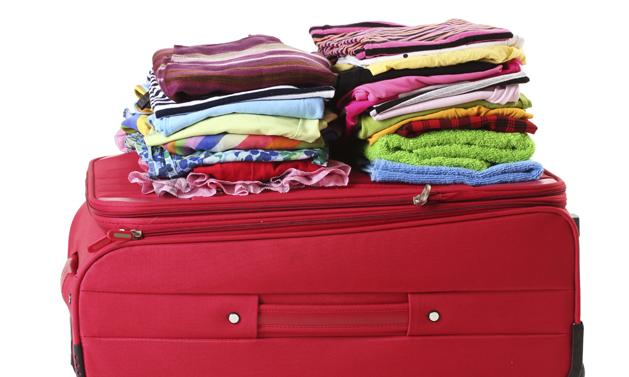 Consejos para preparar una buena maleta