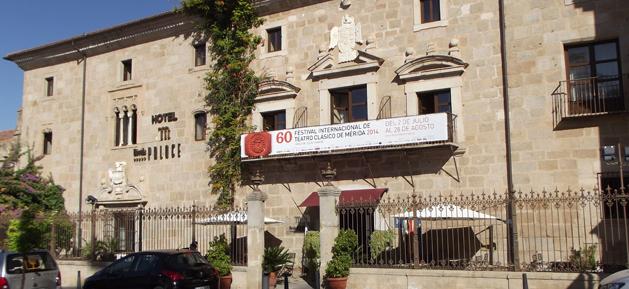 BlueBay City Mérida Palace, hotel oficial del Festival Internacional de Teatro Clásico de Mérida