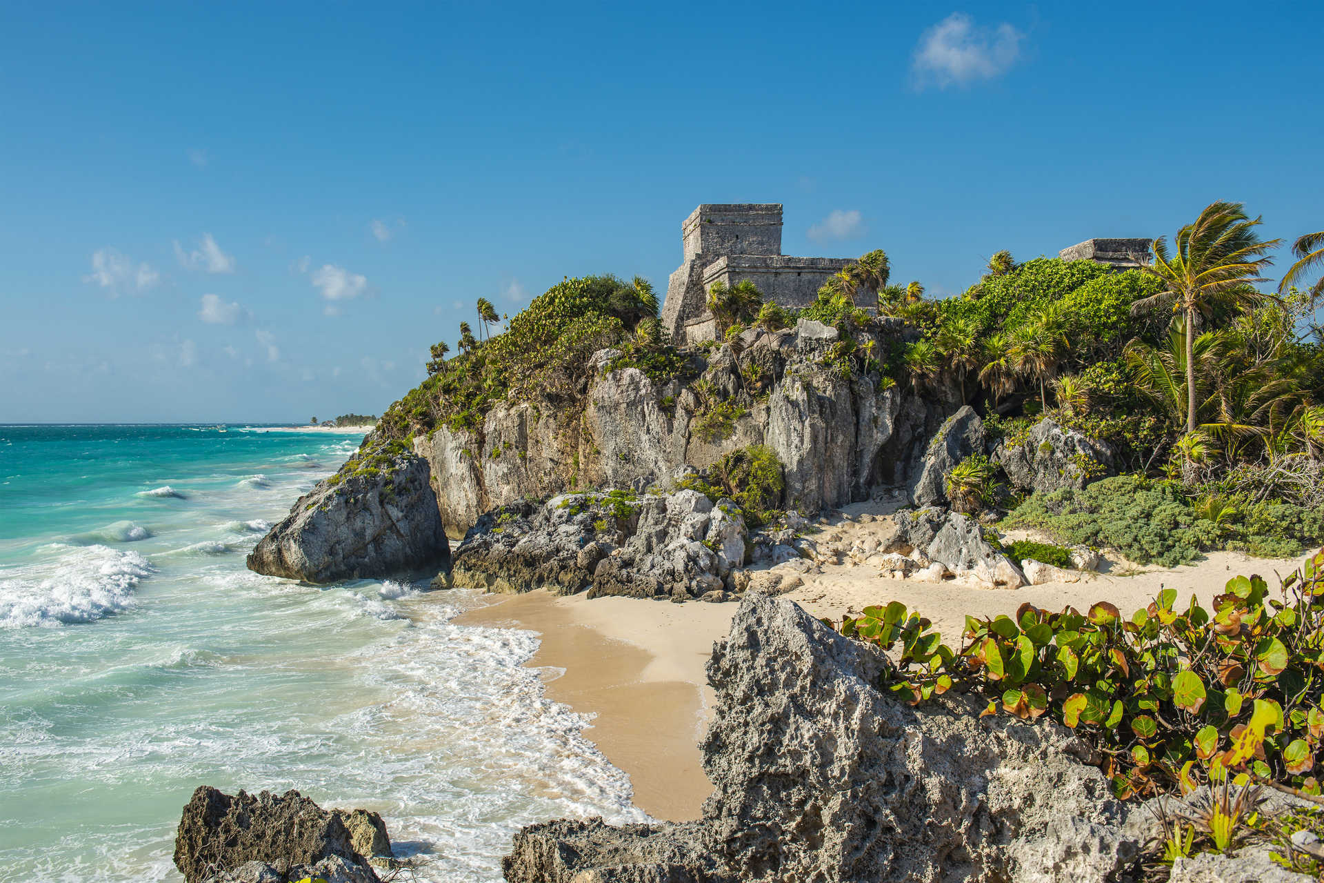 Spend the Day Exploring Tulum's Beach Paradise