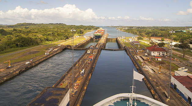 The new Panama Canal, the next wonder of the world