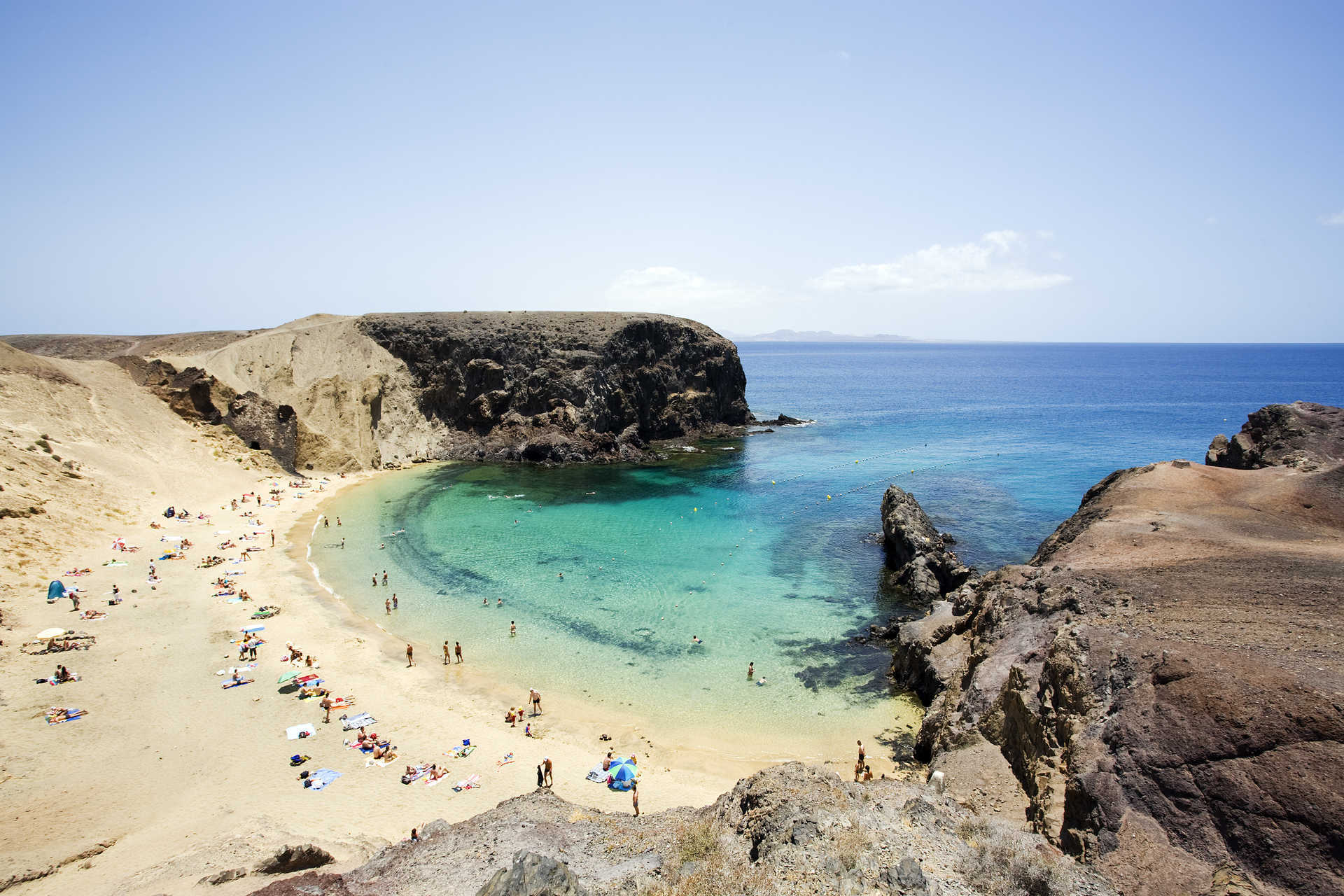 24 hours in Lanzarote