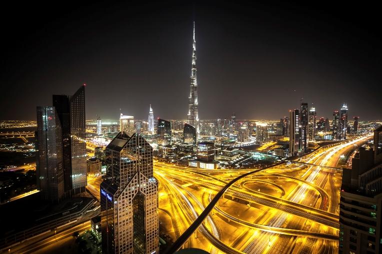 24 Horas en Dubái
