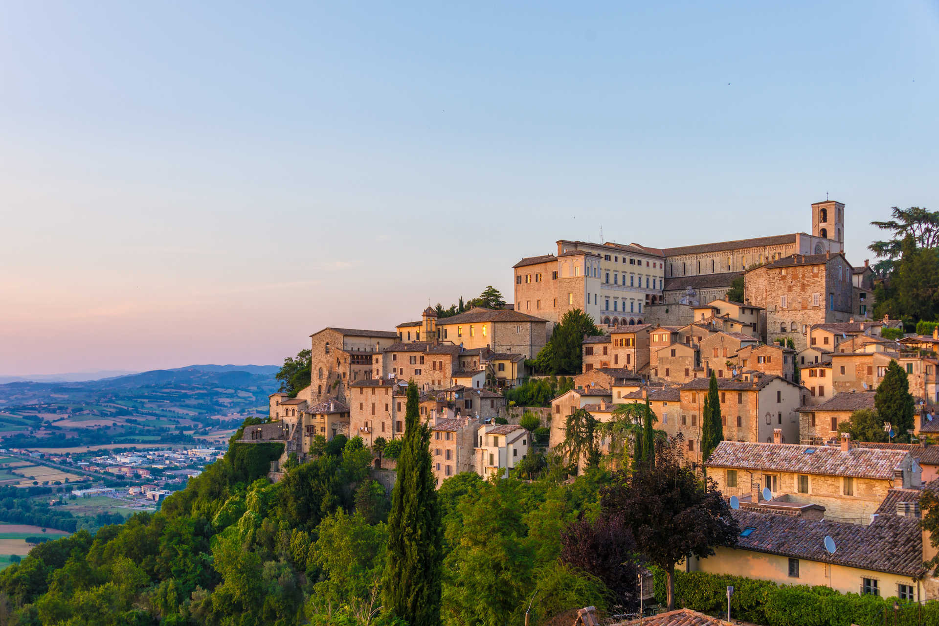 Perugia, a city to discover the Saint Francis Way