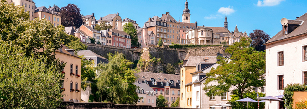 Luxembourg, the undiscovered city