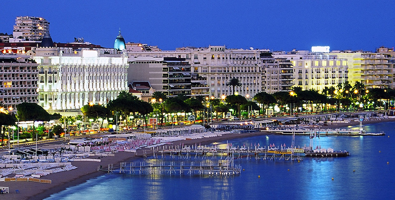 Cannes, the city where dreams come true