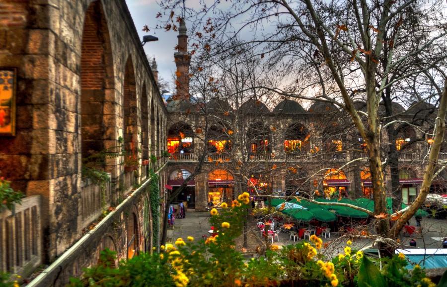 Bursa, una metrópolis cultural