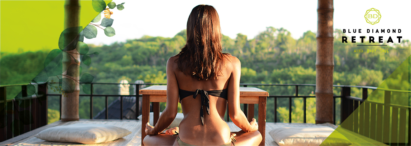 Blue Diamond Retreat, invigorating holidays for your mind, body and soul.
