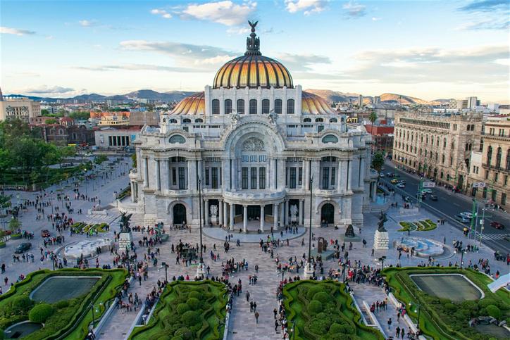 10 motivos para dejarlo todo y visitar Ciudad de México