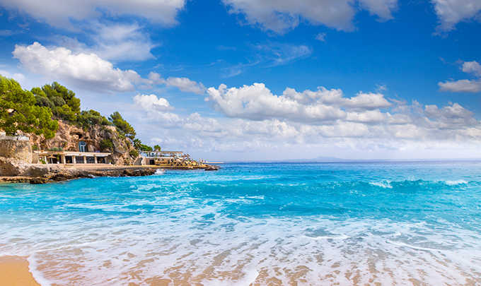 The best Mediterranean beaches
