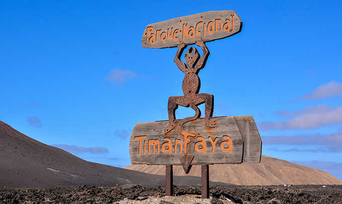 Discover the wonderful island of Lanzarote