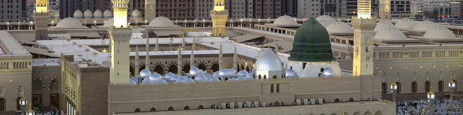 Live a unique experience at the Prophet\'s Mosque