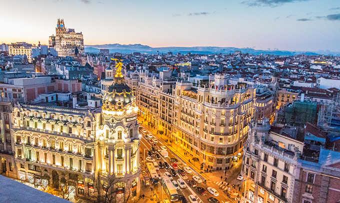 Hotel Miguel Ángel Madrid Spain