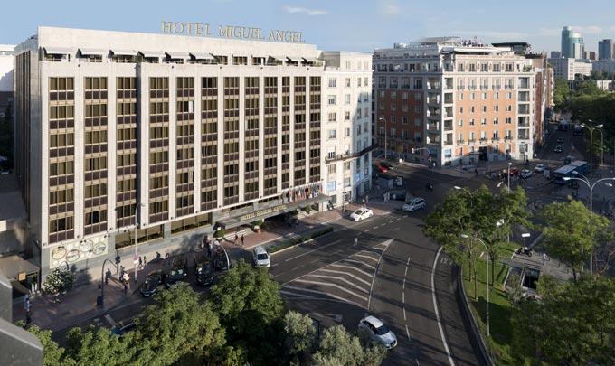 Hotel Miguel Ángel Madrid